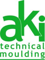 aki logo - medical moulding companies