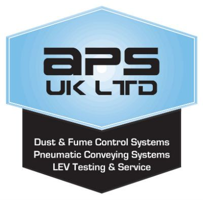 APS logo - Plastic Bulk conveying systems