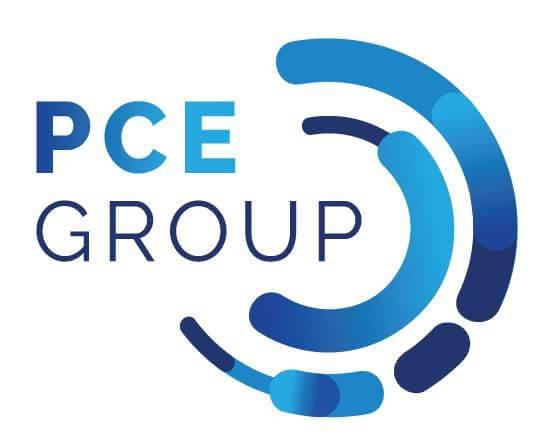 PCE Group logo