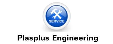 Plasplus Engineering logo