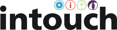 Intouch Monitoring logo – Plastic Industry Production Monitoring Specialists