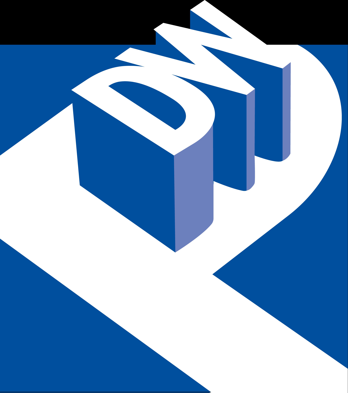 D W Plastics logo