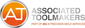 Associated Toolmakers logo - blow mould toolmakers
