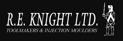 R E Knight logo