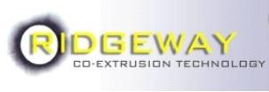 Ridgeway co-extrusion logo