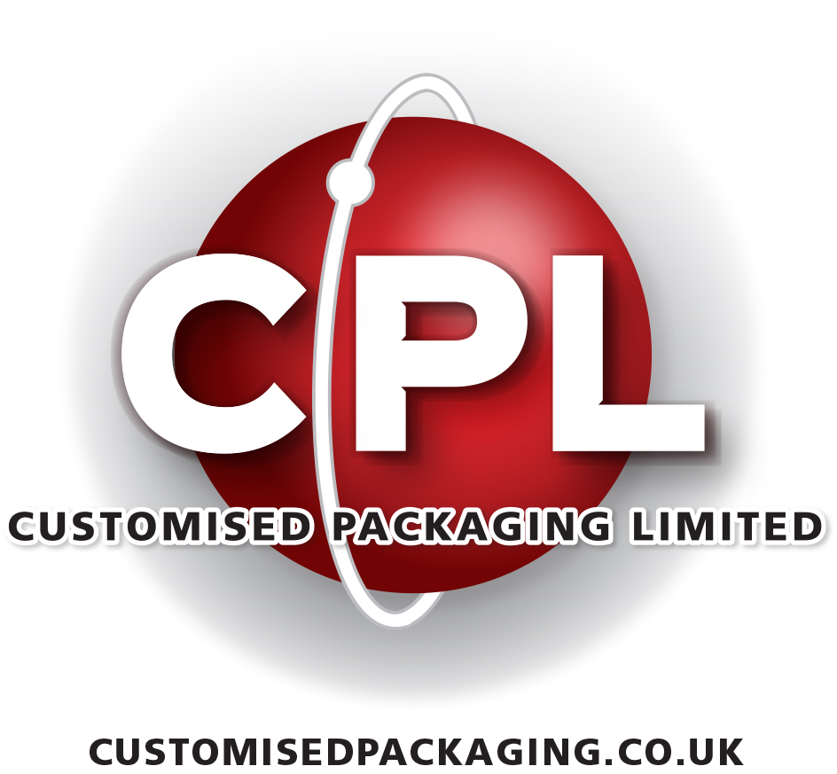 Customised Packaging logo
