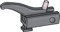 Mould clamps clamping systems