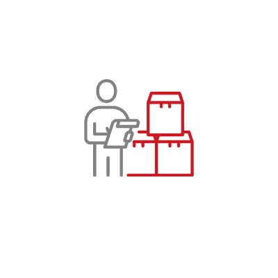 Used & surplus stocks icon